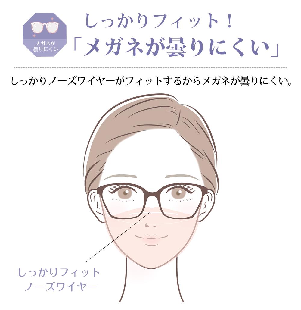3D構造マスク 40枚入り