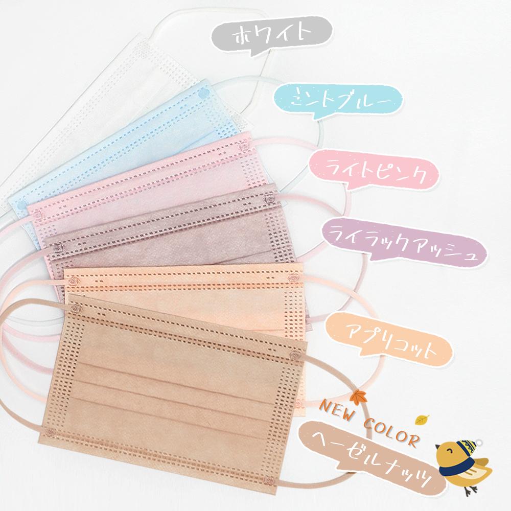 (17枚1パック×3)マスク 不織布 マスク 50枚 ×4箱 在庫あり