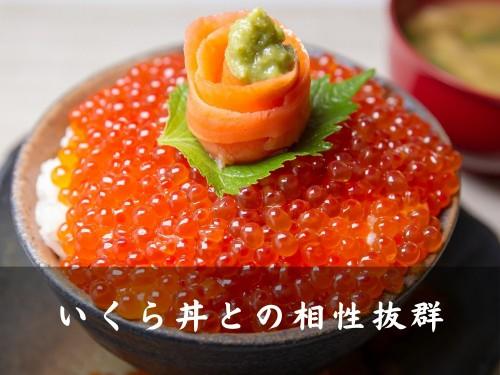 マ印 醤油漬け 鮭いくら 500g