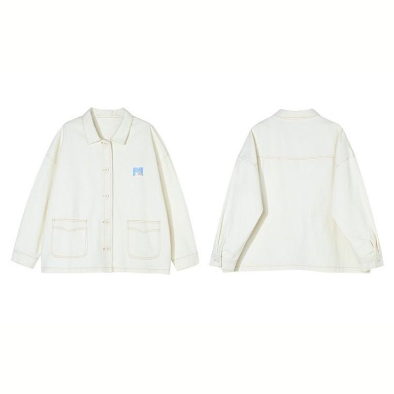 【BYJ】 アプリコットスプリングジャケット◆アウター S、M、L