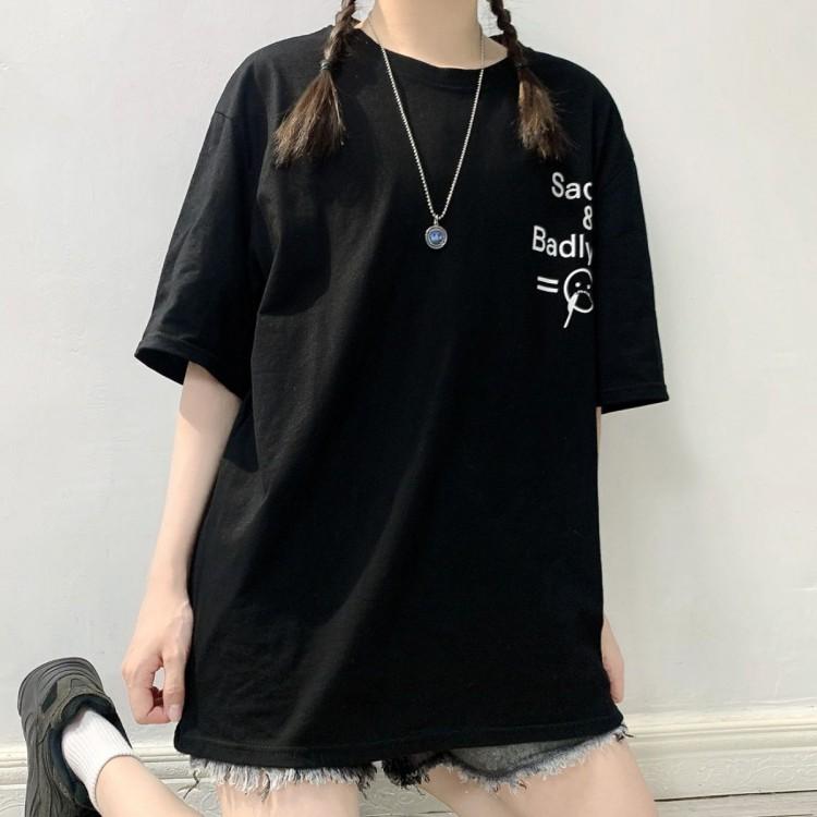 バックプリントTシャツハートベアver◆トップス Tシャツ S、M、L