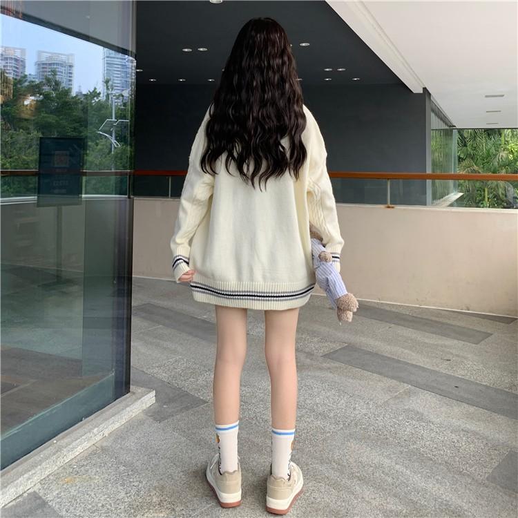 マフラークマルーズセーター◆トップス ワンサイズ