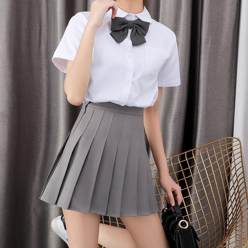 インナー付きプリーツスカート無地(1)◆レディース ボトムス XS、S、M、L、XL、XXL、XXXL