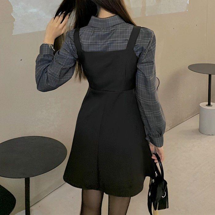 ショートシャツ+Aラインスリングスカート◆セットアップ S、M、L、XL、XXL、XXXL