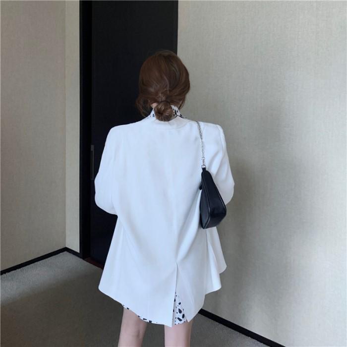 ホワイトジャケット◆アウター ワンサイズ