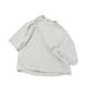 POLYPLOID T SHIRT C ポリプロイドハーフスリーブTシャツ ペールグレー