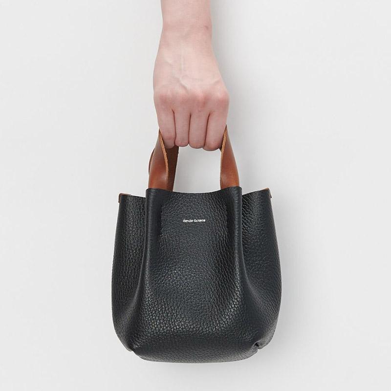 Hender Scheme piano bag small エンダースキーマ ピアノバッグ スモール ブラック