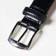 ALDEN MB0915 BLACK CORDOVAN N Buckle Dress Belt オールデン ドレスベルト コードバン ブラック