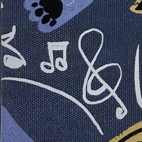 ショルダー BAG アニマルプリント ネコ 211B 03 【cinq dix】