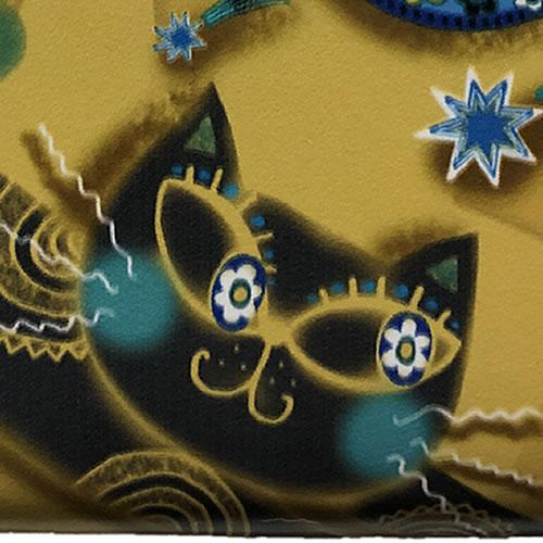【hiroko kitajima(ヒロコ キタジマ)】 牛革 財布 ラウンドファスナー 05 WL01