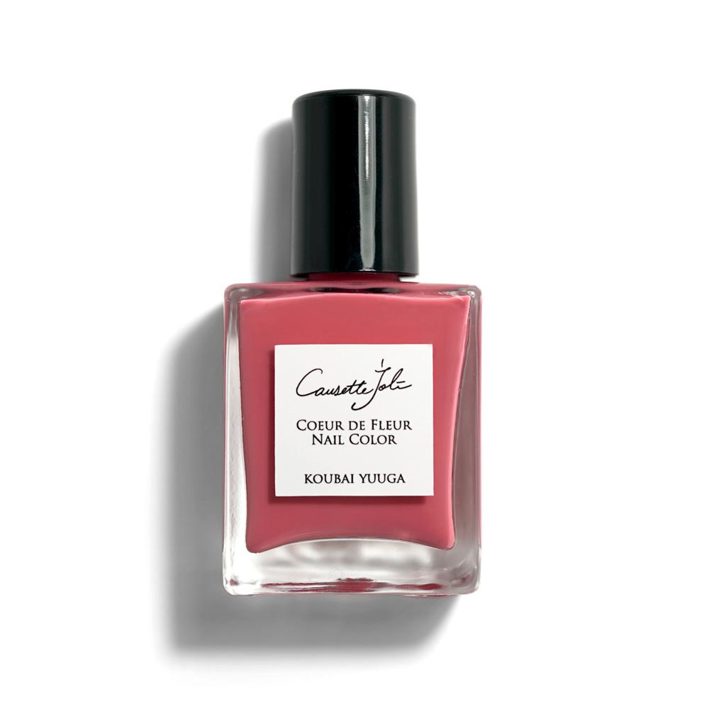 【KOUBAI YUUGA】 Coeur de Fleur Nail Color