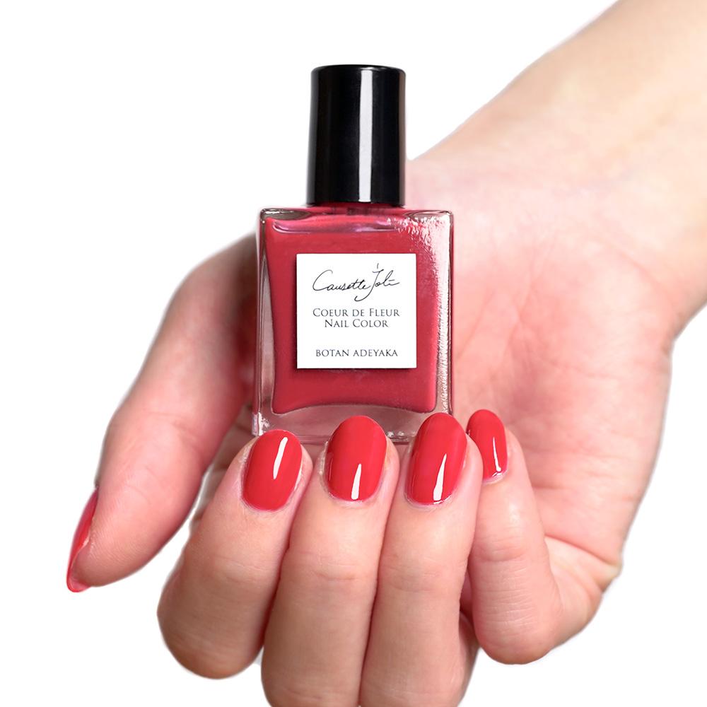 【BOTAN ADEYAKA】 Coeur de Fleur Nail Color