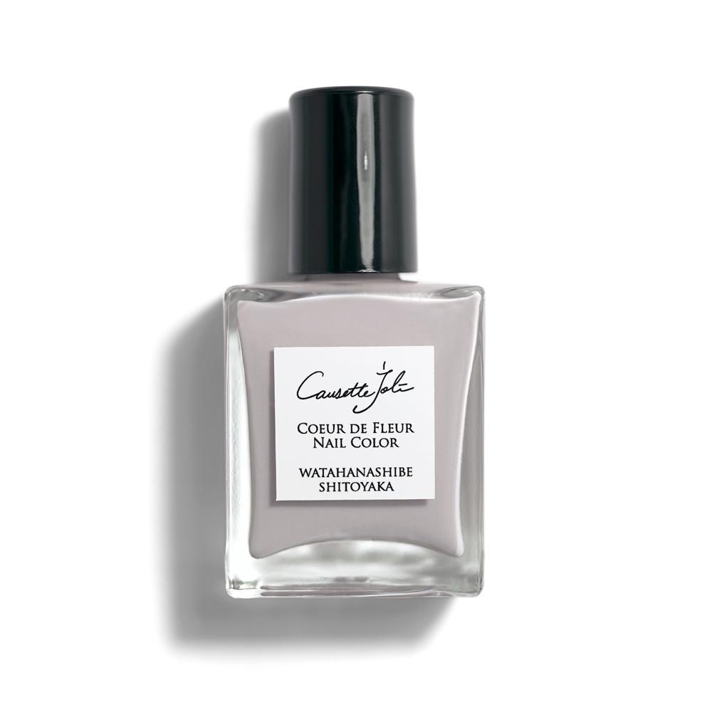 【WATAHANASHIBE SHITOYAKA】 Coeur de Fleur Nail Color