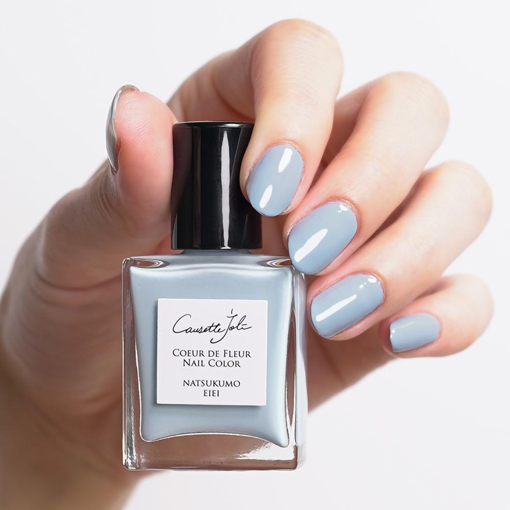 【NATSUKUMO EIEI】 Coeur de Fleur Nail Color