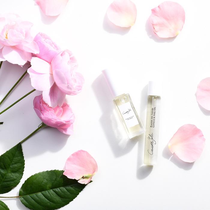 【SHOUBI IKYOU】 Plaisir des Fleurs Cuticle & Nail Oil