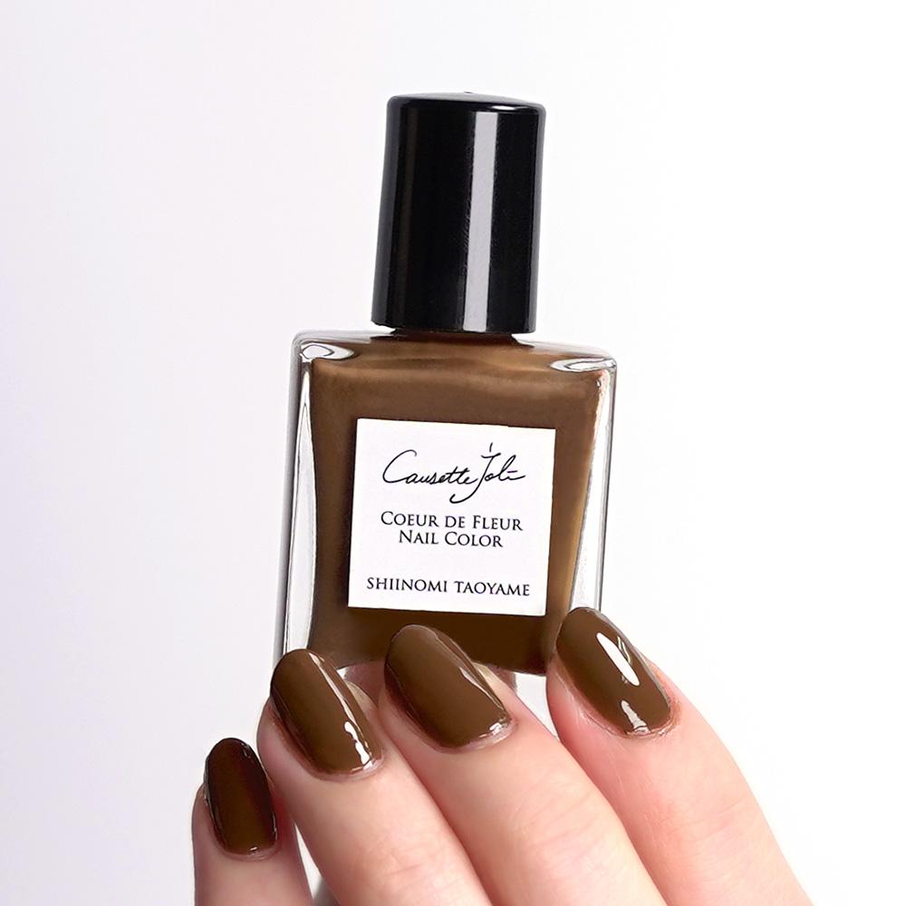 【SHIINOMI TAOYAME】 Coeur de Fleur Nail Color