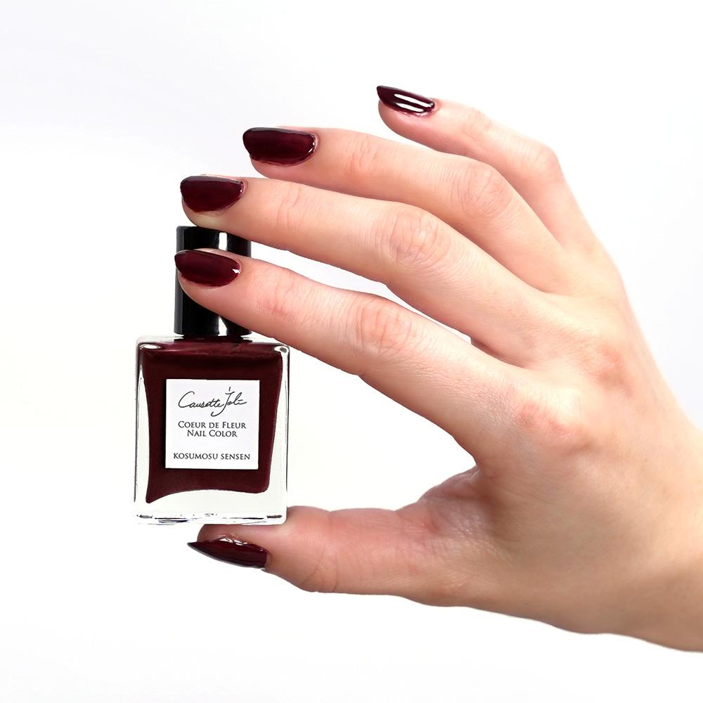 【KOSUMOSU SENSEN】 Coeur de Fleur Nail Color