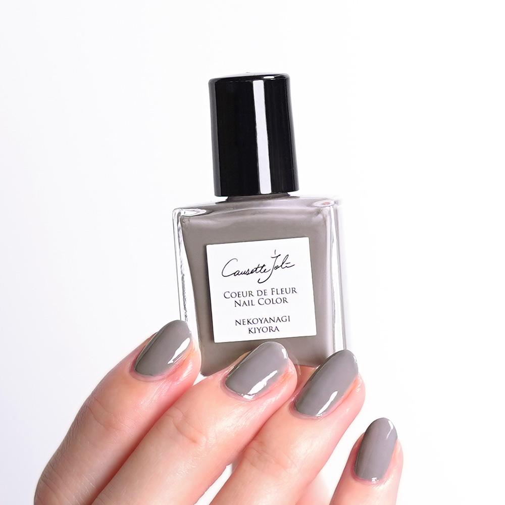 【NEKOYANAGI KIYORA】 Coeur de Fleur Nail Color