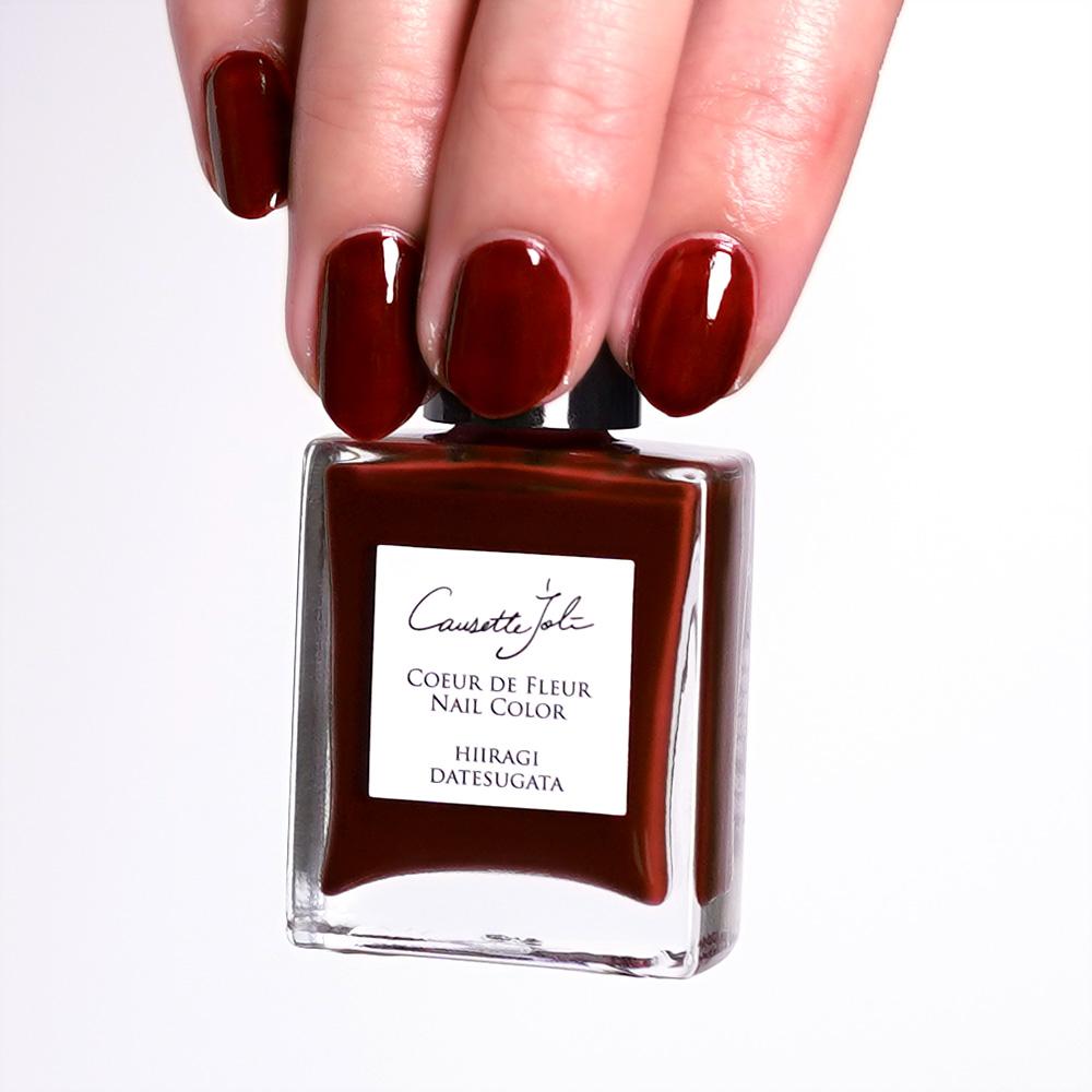 【HIIRAGI DATESUGATA】 Coeur de Fleur Nail Color