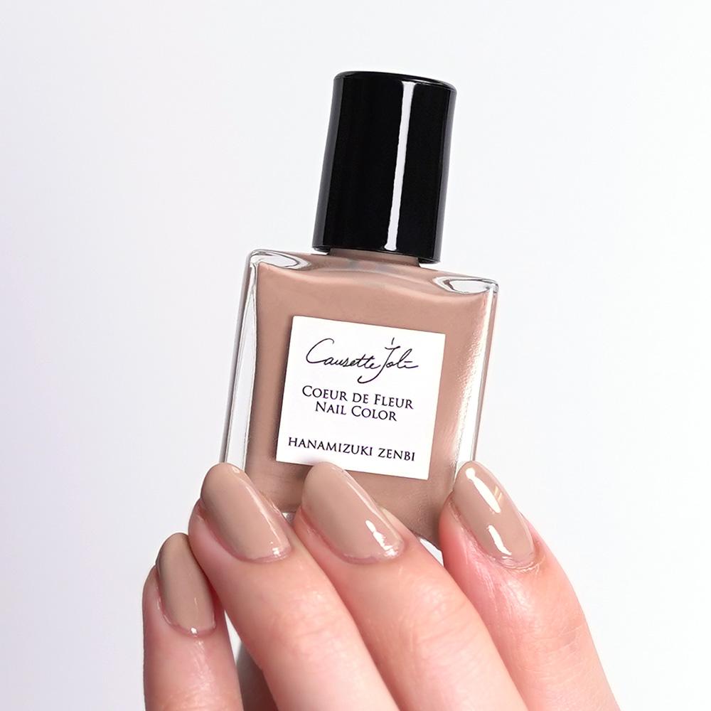 【HANAMIZUKI ZENBI】 Coeur de Fleur Nail Color