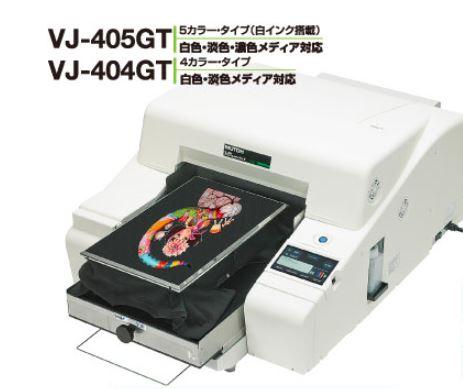 MUTOH VJ-404GT/405GT ガーメントプリンター