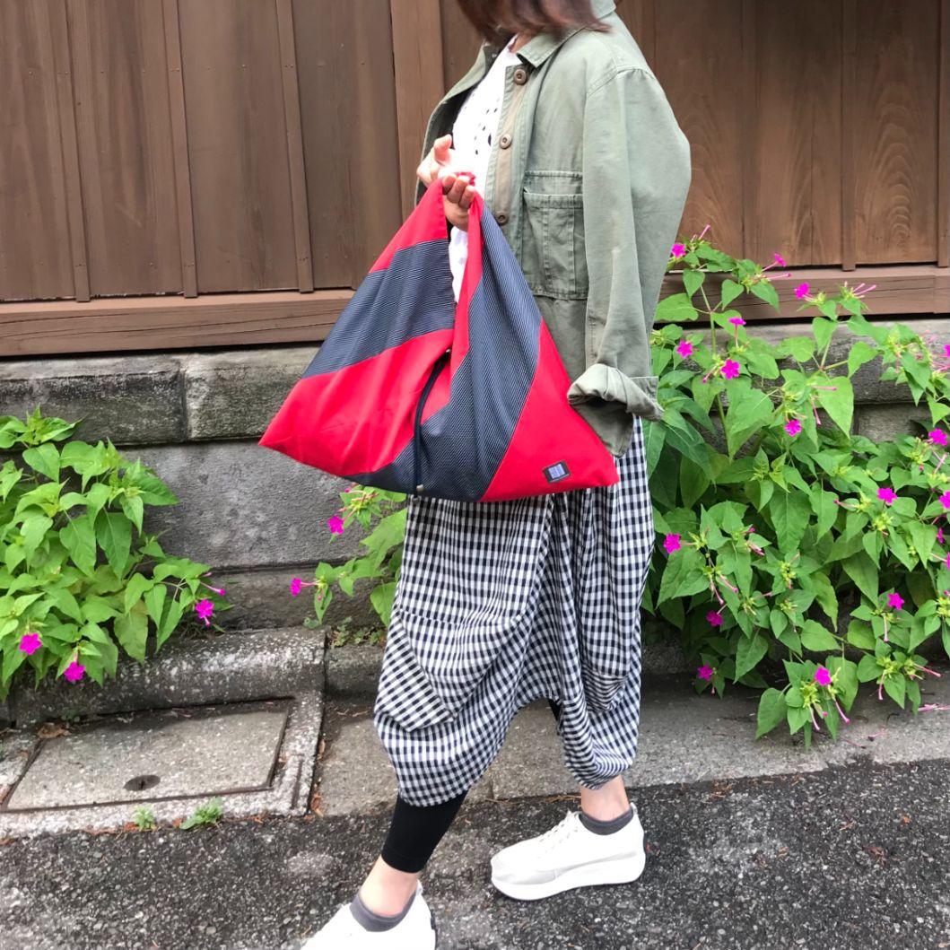 kawamura蕨双子織あずま袋