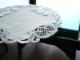 ヨーロピアンレース ドイリー29cm円形