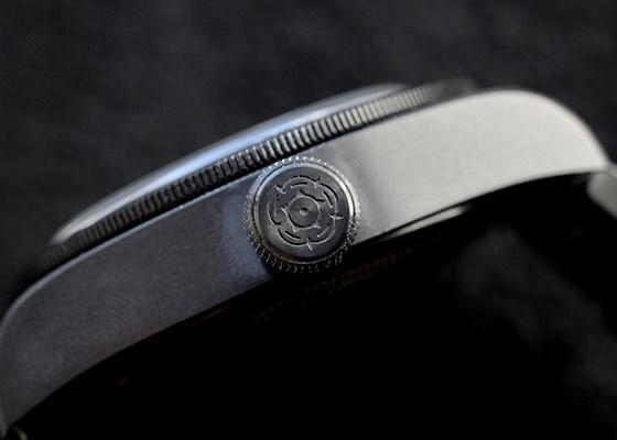 【新品同様】【中古】チューダー 79230DK ヘリテージ ブラックベイ ダーク PVD 黒文字盤 自動巻き ブレスレット