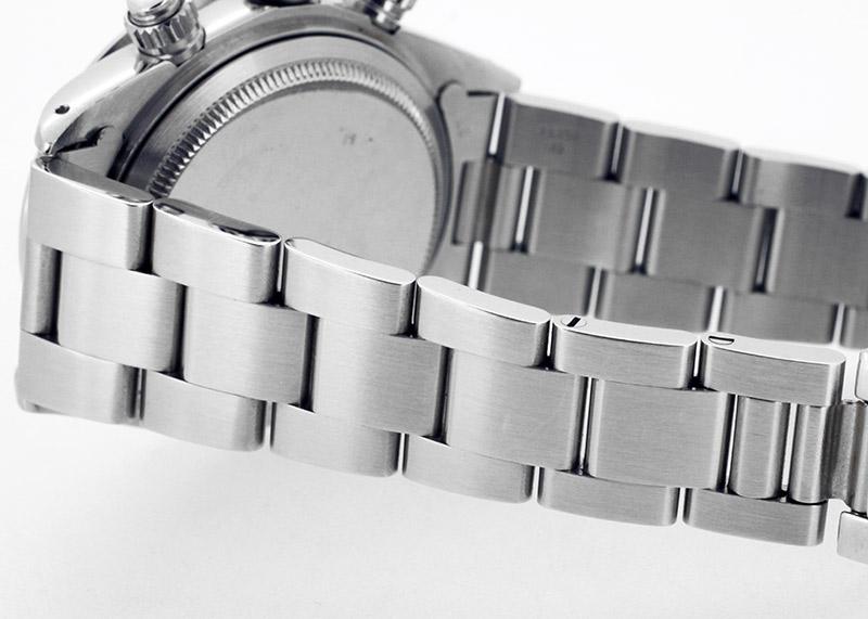 【ヴィンテージ】ロレックス 6263 コスモグラフ デイトナ 79年製 SS シルバー文字盤 手巻き ブレスレット