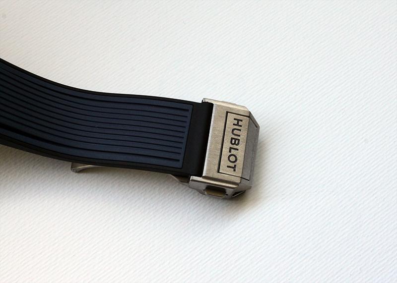 【中古】ウブロ 471.NX.7112.RX ビッグバン ウニコ GMT TI スケルトン文字盤 自動巻き ラバー