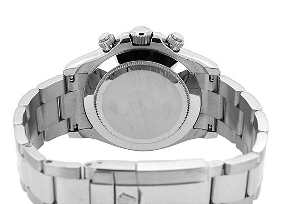 【中古】ロレックス 116509G オイスターパーペチュアル コスモグラフデイトナ WG 黒文字盤 自動巻き ブレスレット