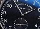【中古】A.ランゲ&ゾーネ 206.029(LS2063AD) 1815 WG 黒文字盤 手巻き レザー