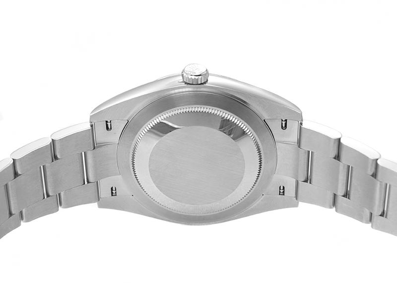 【未使用品】ロレックス126300 オイスターパーペチュアル デイトジャスト 41 SS シルバー文字盤 自動巻き ブレスレット