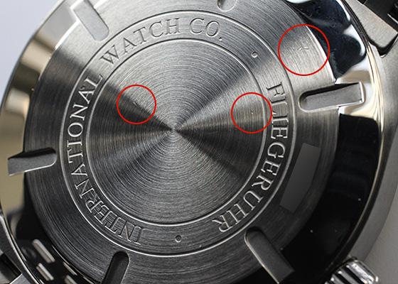 【中古】IWC IW326504 パイロットウォッチ マークXVII SS 黒文字盤 自動巻き ブレスレット