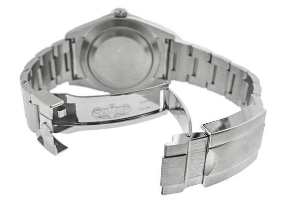 【未使用品】ロレックス 214270 オイスターパーペチュアル エクスプローラーI  SS 黒文字盤 自動巻き ブレスレット