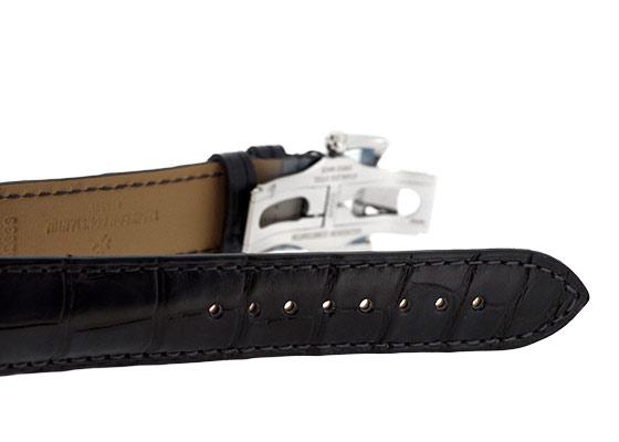 ヴァシュロンコンスタンタン 4600E/000A-B442 フィフティーシックスオートマティック SS シルバー文字盤 自動巻き レザー