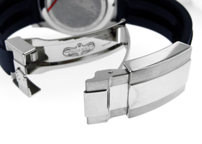 【中古】ロレックス 116519LN オイスターパーペチュアル コスモグラフ デイトナ WG 黒/ダイヤ文字盤 自動巻き ラバー