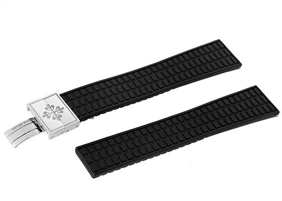 【中古】パテックフィリップ 5066A-001 アクアノート ミディアム SS 黒文字盤 自動巻き ブレスレット
