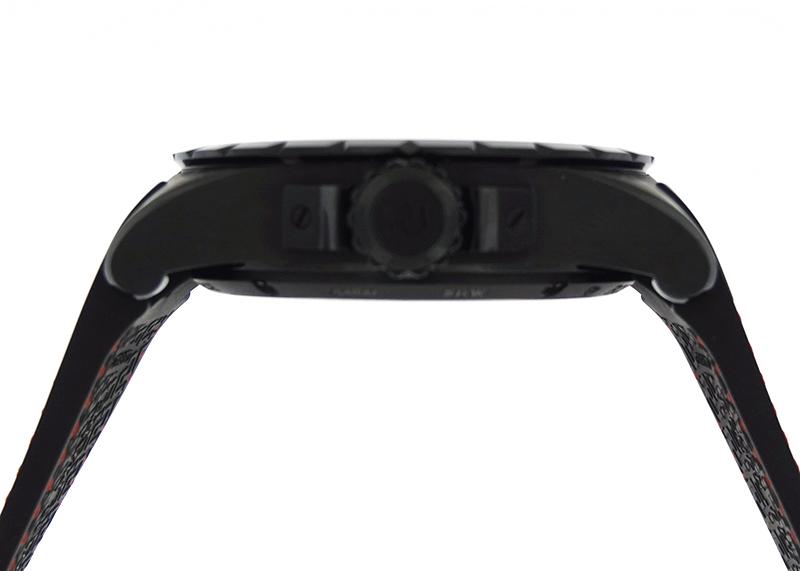 【中古】ロジェデュブイ DBEX0567 エクスカリバー エッセンシャル TI(DLC) 黒文字盤 自動巻き ラバー【委託品】