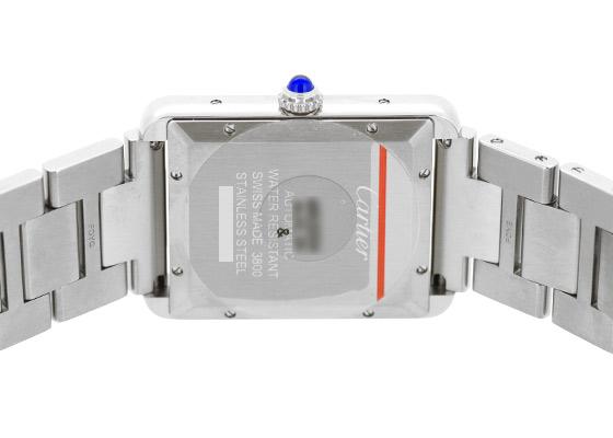 カルティエ W5200028 タンク ソロ XL SS 白文字盤 自動巻き ブレスレット
