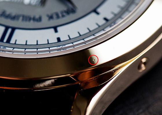 【中古】パテックフィリップ 5396R-001 アニュアルカレンダー RG シルバー文字盤 自動巻き レザー