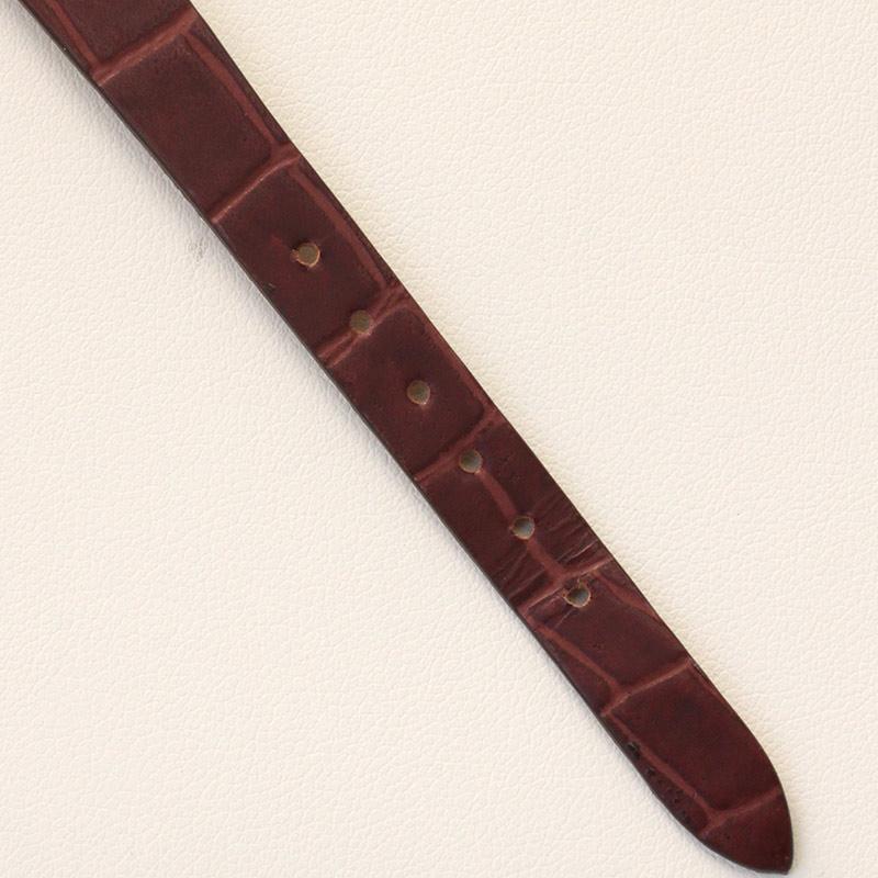 【ヴィテージ】 ロレックス 2123 プレシジョン 60's YG シルバー文字盤 手巻き レザー