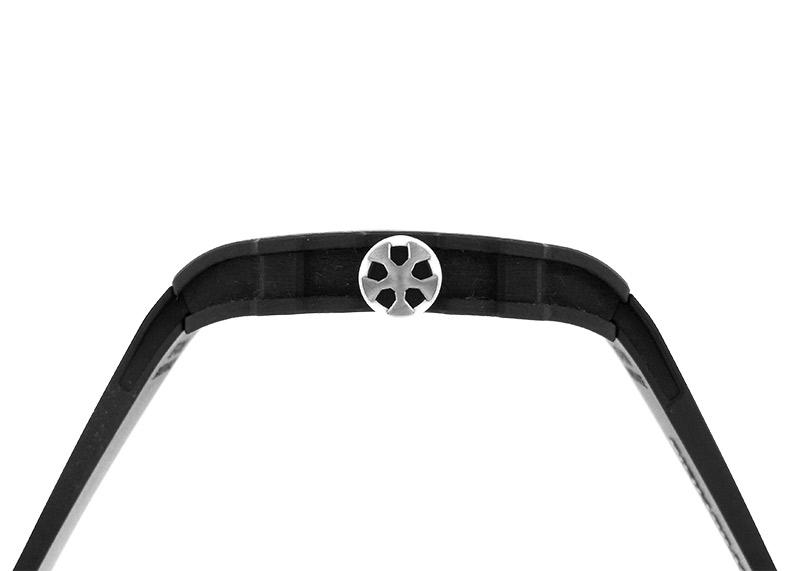 【未使用品】リシャールミル RM67-02 オートマティック セバスチャン・オジェ カーボンTPT スケルトン文字盤 自動巻き ラバー