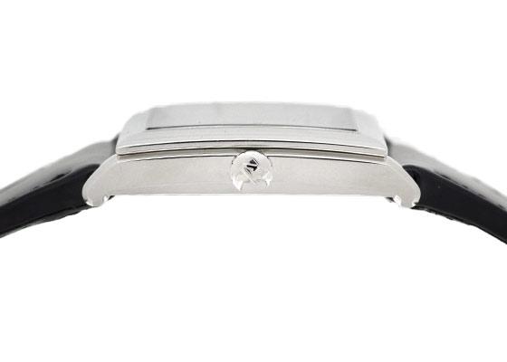 【未使用品】ラルフローレン RLR0150700 867 35MM SS 黒文字盤 自動巻き レザー