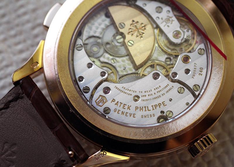 パテックフィリップ 5230R-001 コンプリケーション ワールドタイム RG 黒/白文字盤 自動巻き レザー