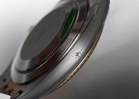 ロレックス 126333 オイスターパーペチュアル デイトジャスト YG&SS グレー文字盤 自動巻き ブレスレット