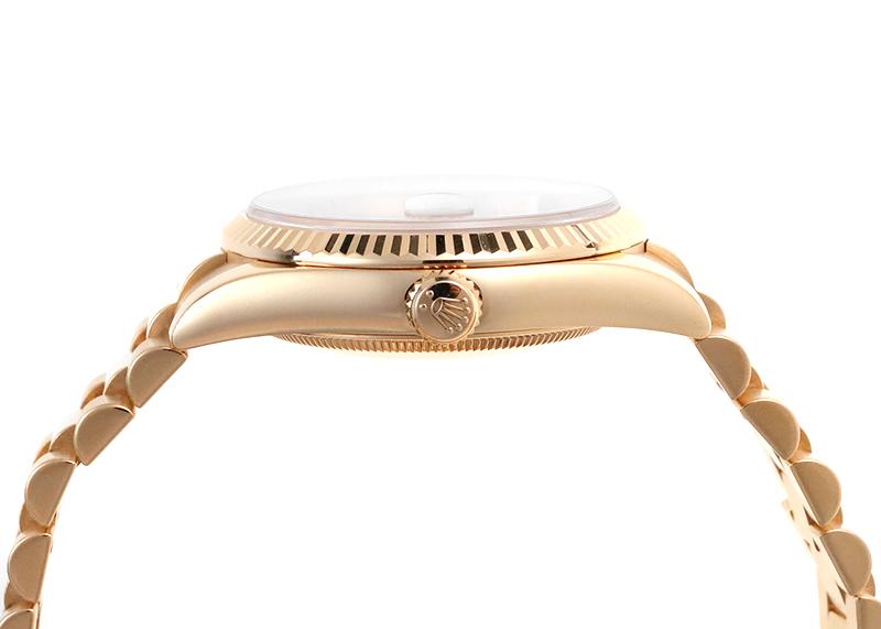 【中古】ロレックス 118238A オイスターパーペチュアル デイデイト YG シャンパン文字盤 自動巻き ブレスレット