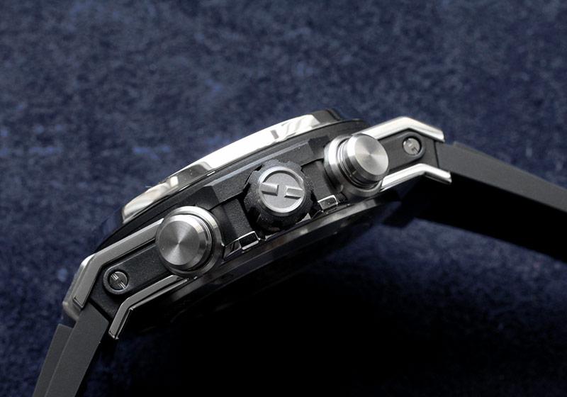 ウブロ 411.NX.1170.RX.1104 ビッグバン ウニコ チタニウム ダイヤモンド TI スケルトン文字盤 自動巻き ラバー
