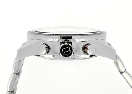 【未使用品】タグホイヤー CV2A1S.BA0799 カレラ キャリバー16 SS ブラウン文字盤 自動巻き ブレスレット