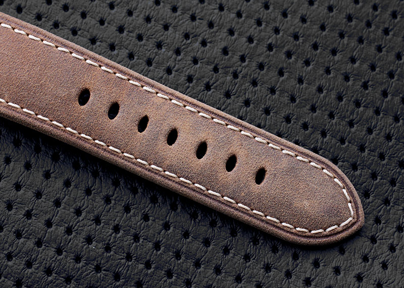 【未使用品】オフィチーネ パネライ PAM00533 ルミノール 1950 10デイズ GMT オートマティック アッチャイオ SS 黒文字盤 自動巻き レザー